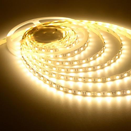 LED biela teplá
