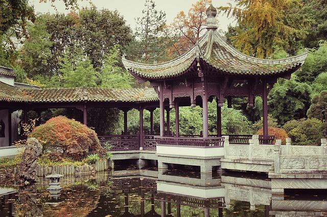 Čínska záhrada