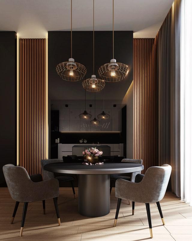 Aké stoličky do jedálne sa oplatí vybrať? Inšpirácie