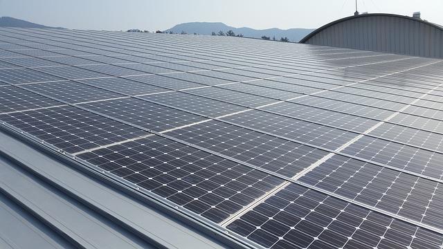 Nízkoenergetické domy a solárne panely
